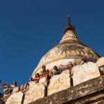 Shwesandaw pagode